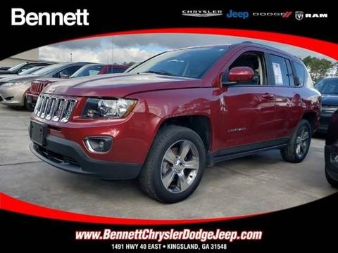 2017 Jeep Compass for sale in Kingsland, GA