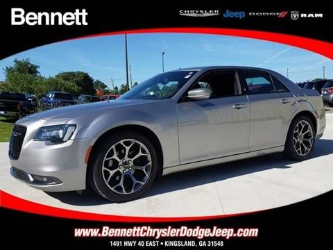2018 Chrysler 300 for sale in Kingsland, GA