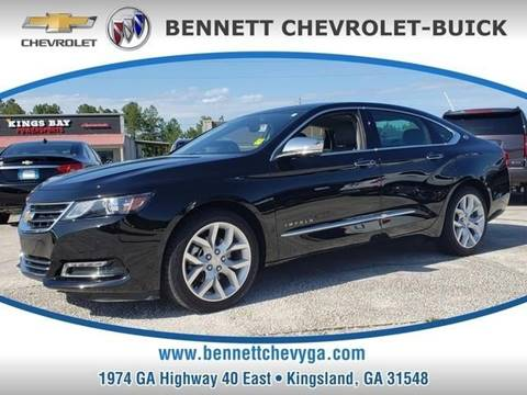 2019 Chevrolet Impala for sale in Kingsland, GA