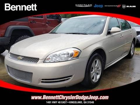 2012 Chevrolet Impala for sale in Kingsland, GA