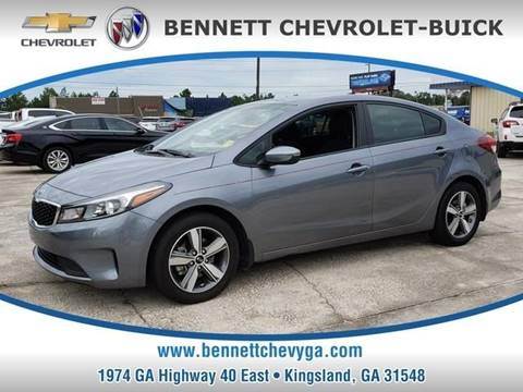 2018 Kia Forte for sale in Kingsland, GA