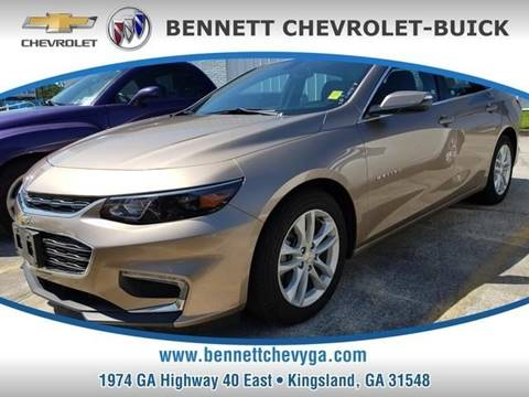 2018 Chevrolet Malibu for sale in Kingsland, GA