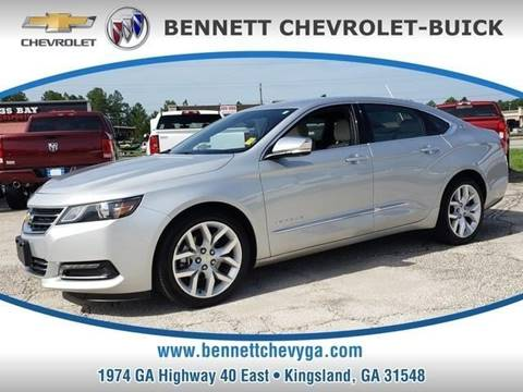 2018 Chevrolet Impala for sale in Kingsland, GA