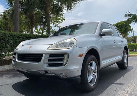 2008 Porsche Cayenne for sale in Lauderdale Lakes, FL