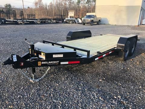 2020 Belmont Full Deck Tilt for sale in Howard, PA