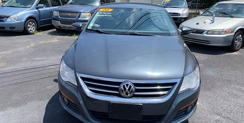 2010 Volkswagen CC for sale in Coram, NY