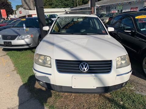 2003 Volkswagen Passat for sale in Coram, NY