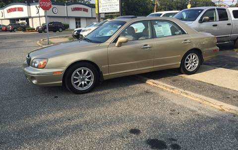 2003 Hyundai XG350 for sale in Coram, NY