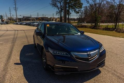2015 Acura TLX for sale in Fayetteville, NC