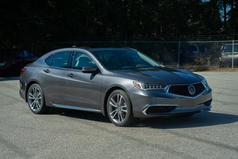 2020 Acura TLX for sale in Fayetteville, NC