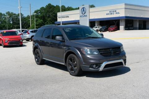 2015 Dodge Journey Crossroad for sale at Fayetteville Automall in Fayetteville NC