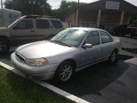1999 Ford Contour for sale in Hudson, FL
