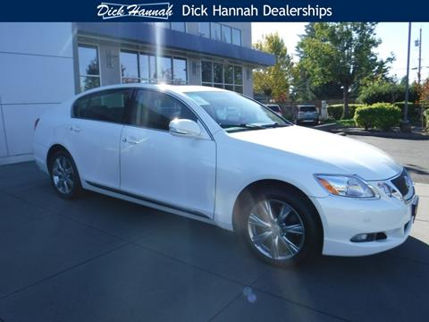 2011 Lexus GS 350 For Sale In Gladstone, OR