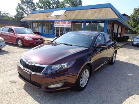 Cars For Sale Under 10000 >> 2012 Kia Optima For Sale In Baton Rouge La
