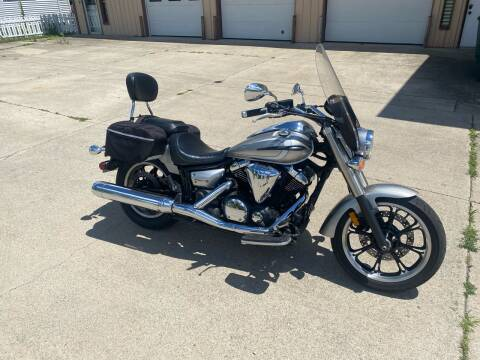 2012 Yamaha Vstar 950 for sale at Walker Motors in Muncie IN