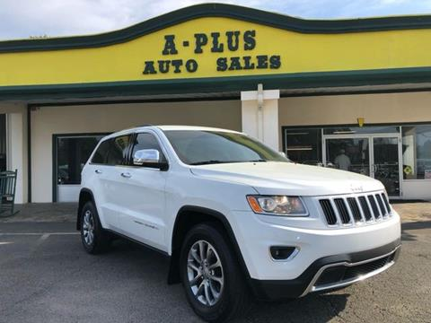 2014 Jeep Grand Cherokee for sale in Longs, SC