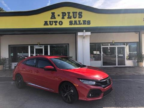 2018 Honda Civic for sale in Longs, SC