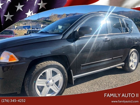 2010 Jeep Compass for sale in Pounding Mill, VA