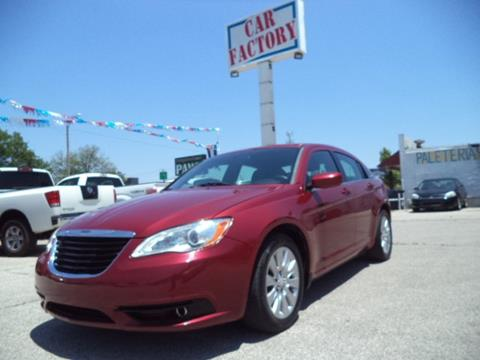 2013 Chrysler 200 for sale in Oklahoma City, OK