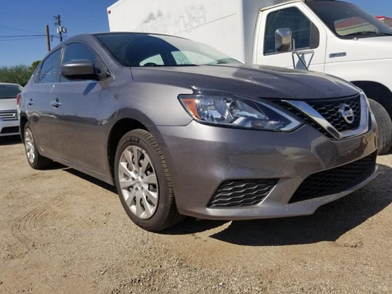 2016 Nissan Sentra for sale at Hotline 4 Auto in Tucson AZ