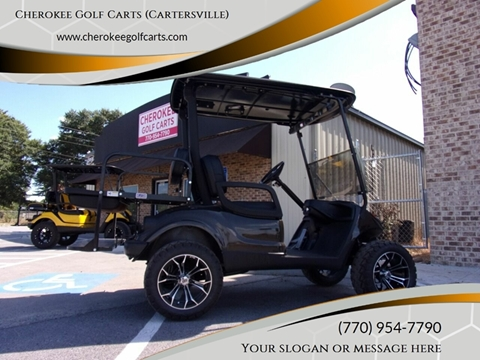 2016 Yamaha Fuel Injected Cart for sale in Cartersville, GA