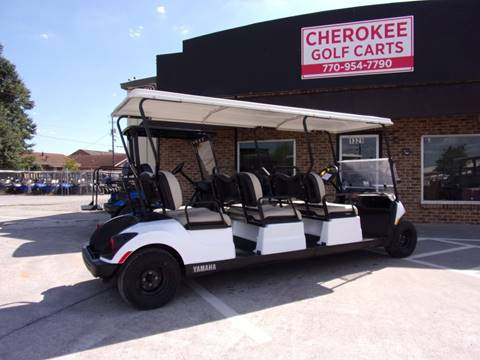 2017 Yamaha 48 volt concierge cart for sale in Cartersville, GA