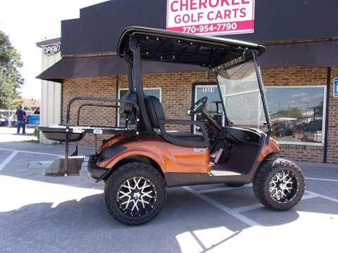 2013 Yamaha Fuel Injected Cart for sale in Cartersville, GA