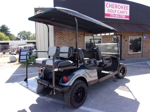 2016 Yamaha electric stretch limo cart for sale in Cartersville, GA