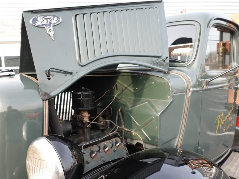 1936 Ford Flatbed (image 27)