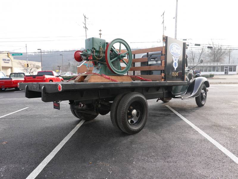 1936 Ford Flatbed (image 5)