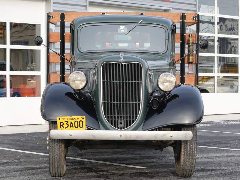 1936 Ford Flatbed (image 8)