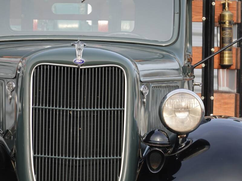 1936 Ford Flatbed (image 9)