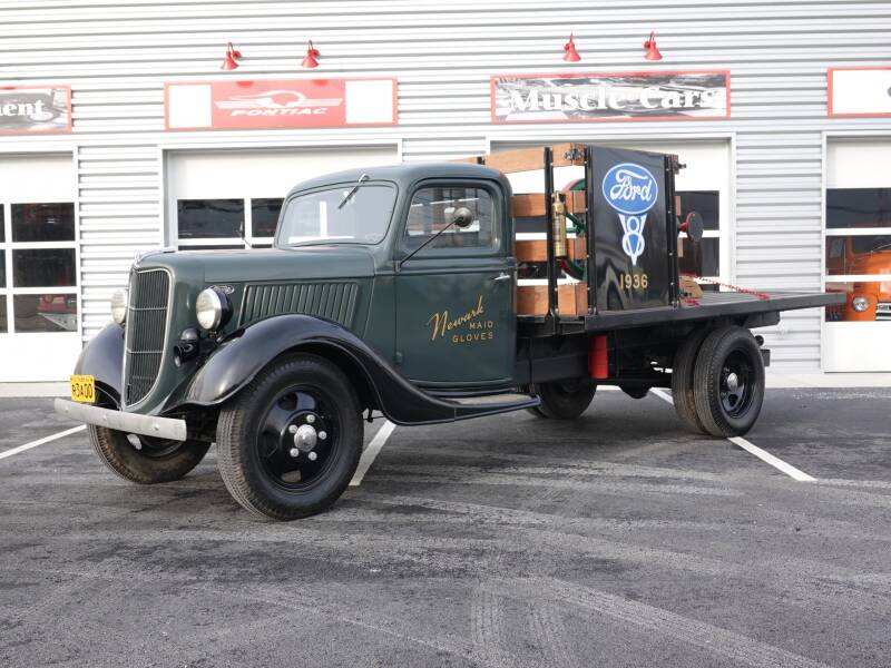 1936 Ford Flatbed (image 1)