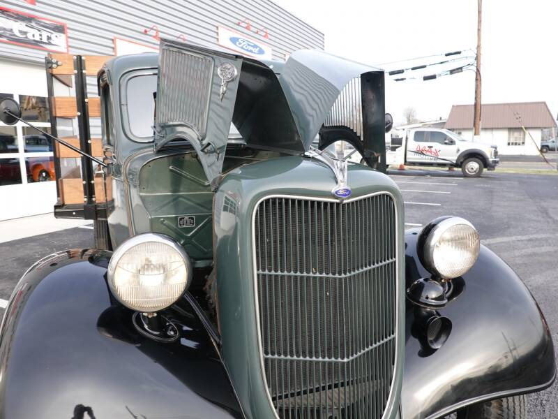 1936 Ford Flatbed (image 30)