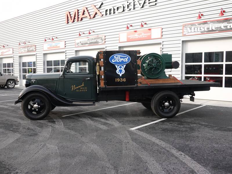 1936 Ford Flatbed (image 2)