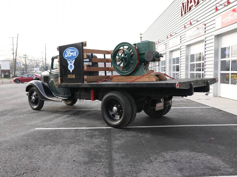 1936 Ford Flatbed (image 3)