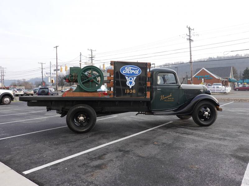 1936 Ford Flatbed (image 6)