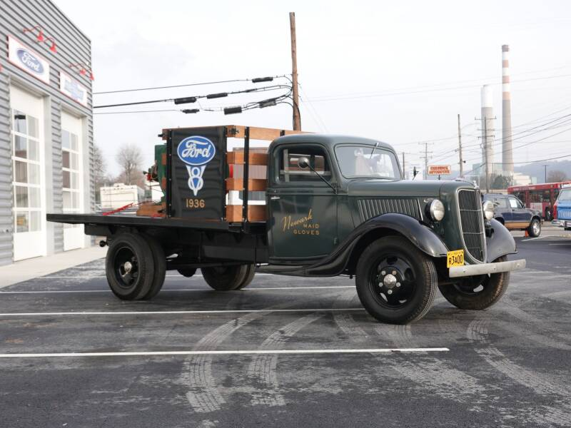 1936 Ford Flatbed (image 7)