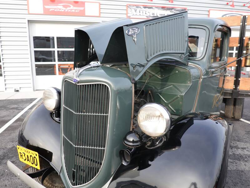 1936 Ford Flatbed (image 31)