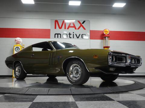 1971 Dodge Charger for sale at Maxmotive in Cheswick PA