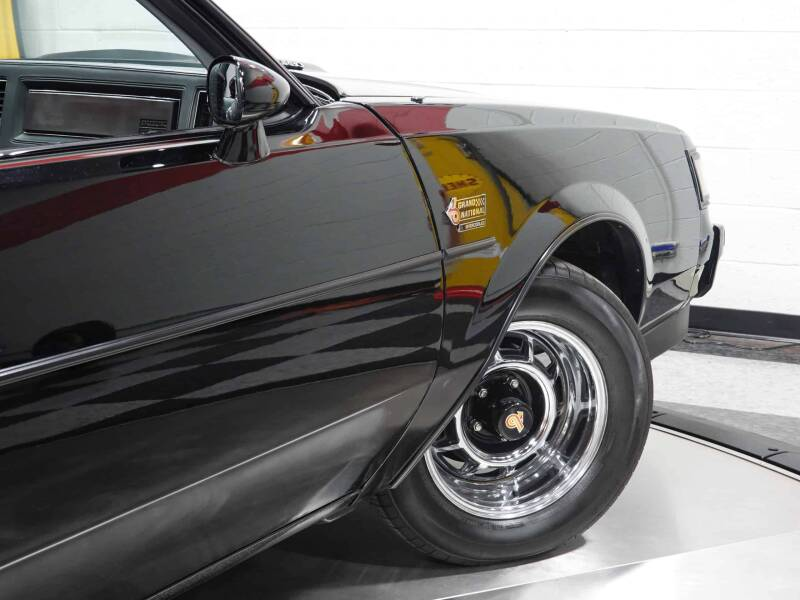 1987 Buick Regal Grand National Turbo (image 19)