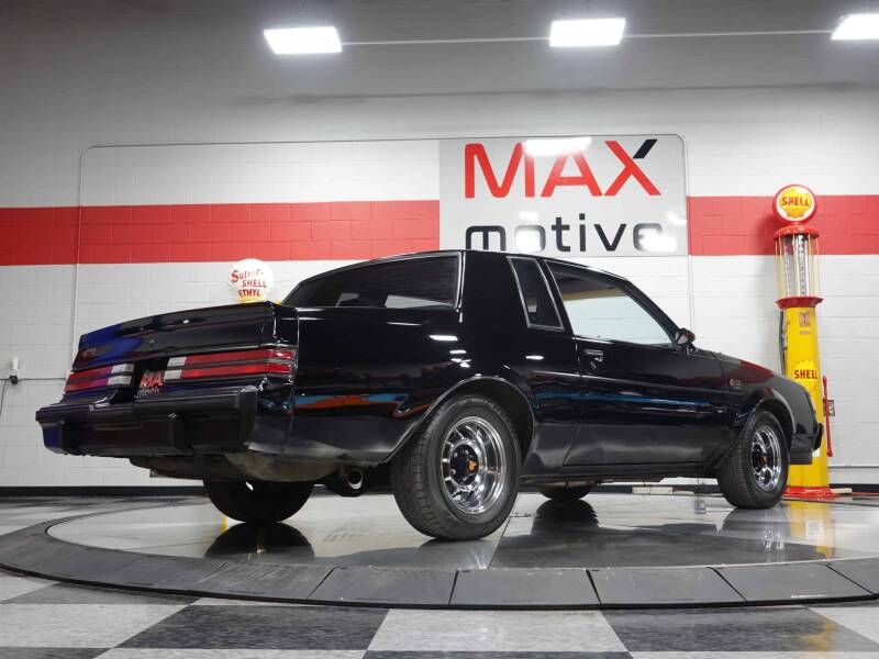 1987 Buick Regal Grand National Turbo (image 3)