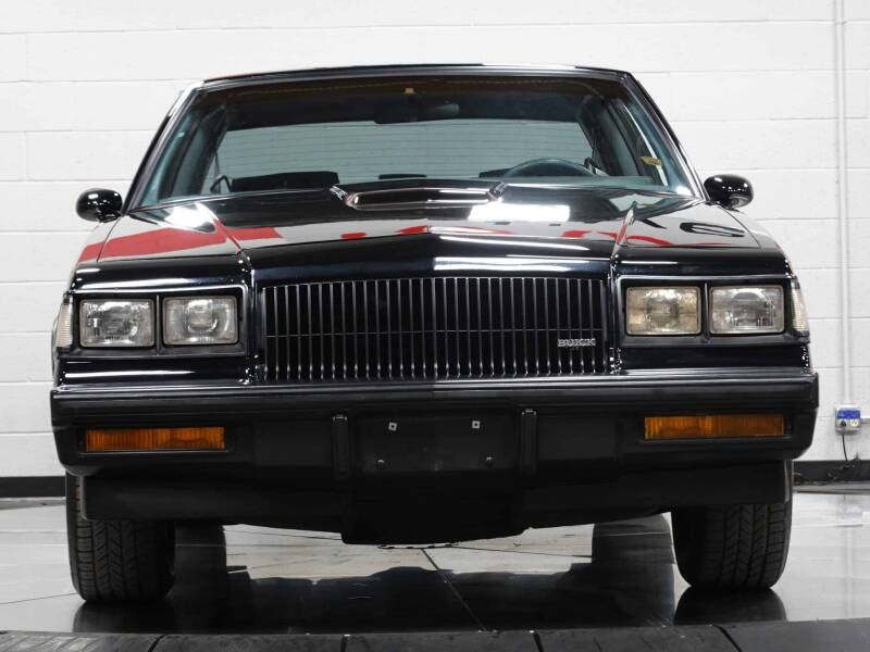 1987 Buick Regal Grand National Turbo (image 13)