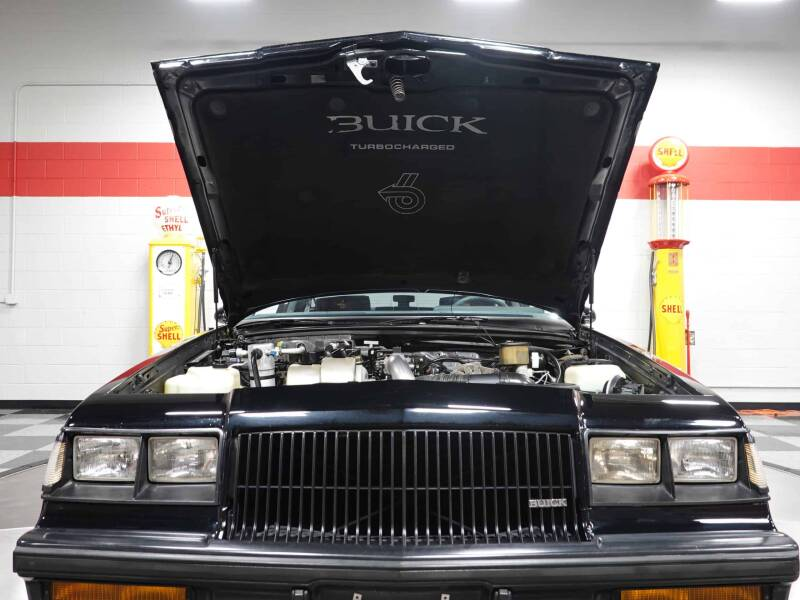 1987 Buick Regal Grand National Turbo (image 42)