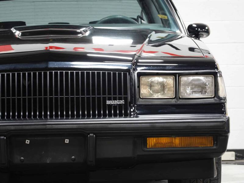 1987 Buick Regal Grand National Turbo (image 14)