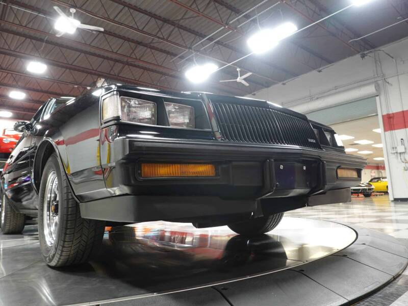 1987 Buick Regal Grand National Turbo (image 12)