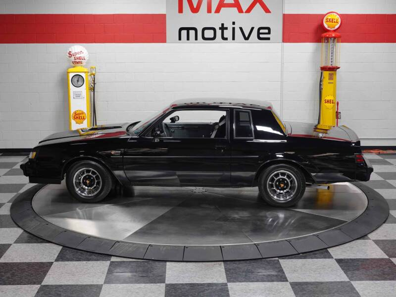 1987 Buick Regal Grand National Turbo (image 33)