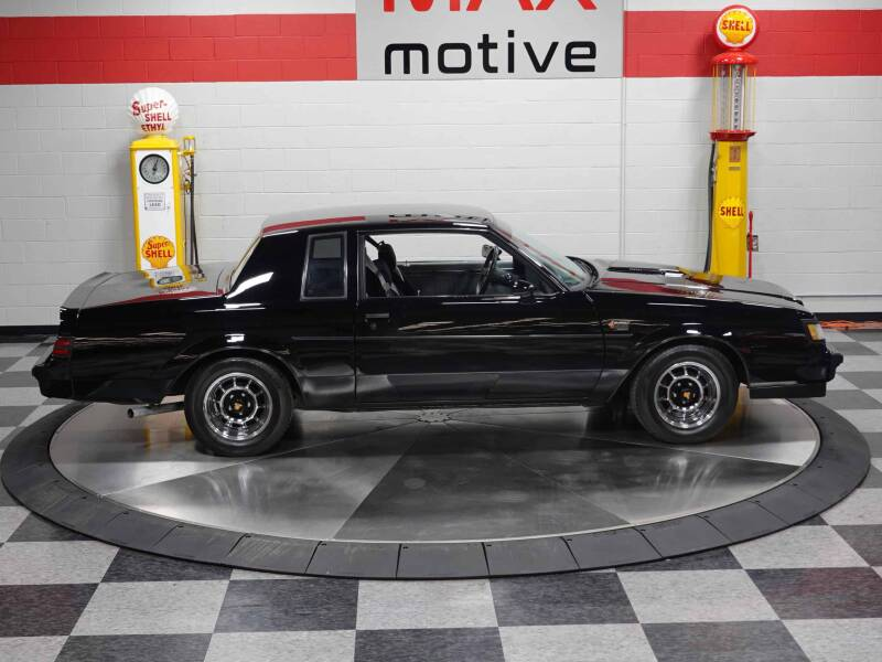 1987 Buick Regal Grand National Turbo (image 37)