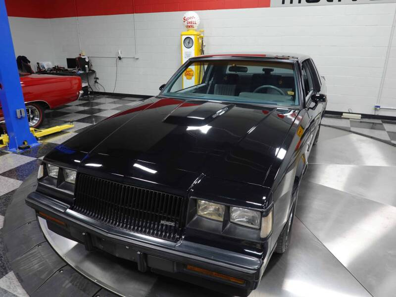 1987 Buick Regal Grand National Turbo (image 23)