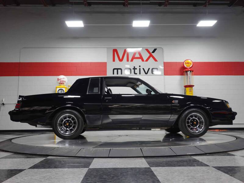 1987 Buick Regal Grand National Turbo (image 2)